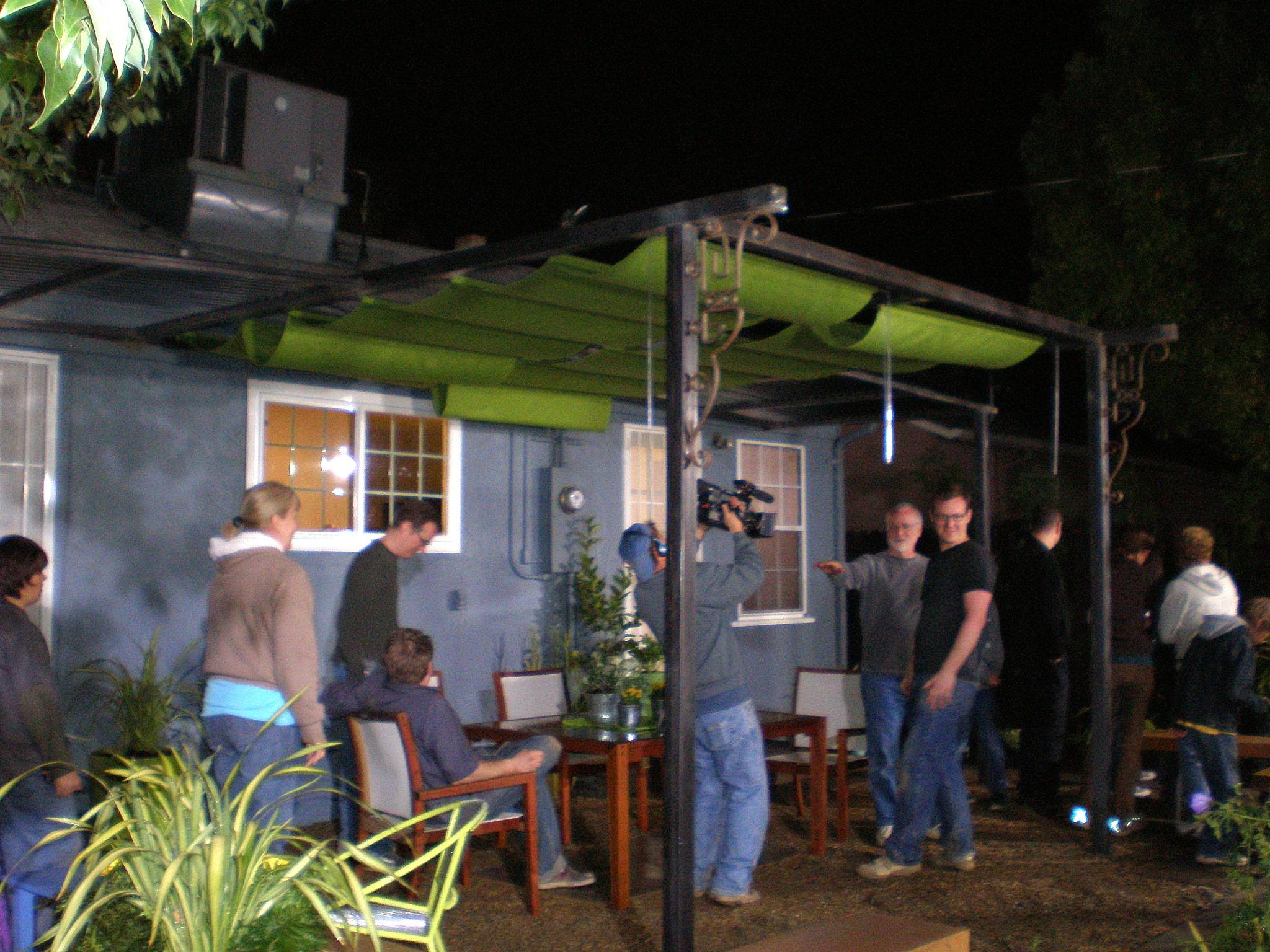 Twisted metal of sacramento filming for diy network show yard crashers episode 304 colorful steel arbor solutioingenieria Images